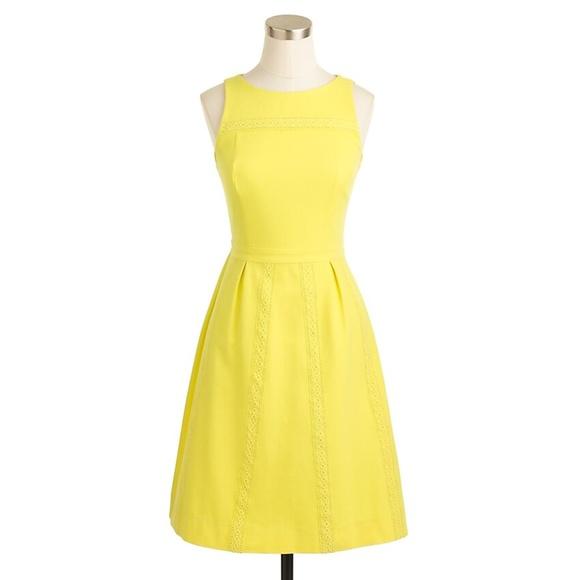 J. Crew Dresses & Skirts - J Crew A Line Dress